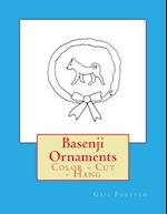 Basenji Ornaments