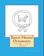 Basset Hound Ornaments