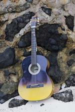 Acoustic Guitar on the Beach Journal