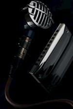 Blues Harmonica with Microphone Journal