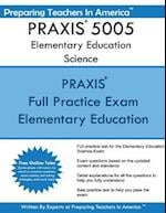 Praxis 5005 Elementary Education Science