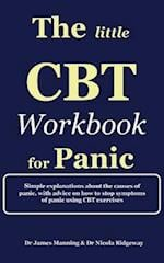 The Little CBT Workbook for Panic