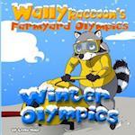 Wally Raccoon's Farmyard Olympics Winter Olympics