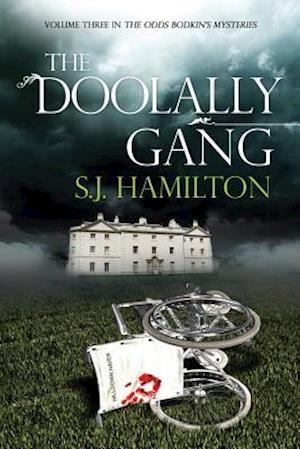 Bog, paperback The Doolally Gang af S. J. Hamilton
