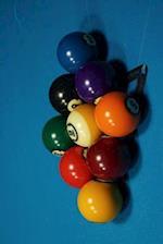 9-Ball Rack of Billiard Balls Journal