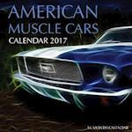 American Muscle Cars Calendar 2017
