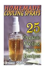 Homemade Cooling Sprays