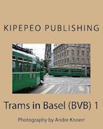 Trams in Basel (Bvb) 1
