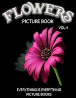 Flowers Picture Book Vol.4 (Everything Is Everything Picture Books)