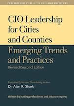 CIO Leadership for Cities and Counties - Emerging Trends and Practices