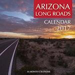 Arizona Long Roads Calendar 2017