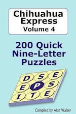 Chihuahua Express Volume 4