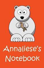 Annaliese's Notebook