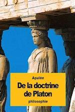 de La Doctrine de Platon