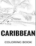 Caribbean Coloring Book