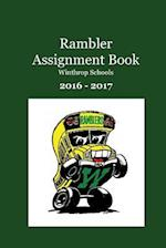 Rambler Assignment Book