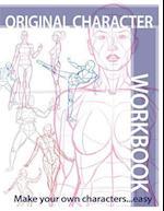 Original Character Workbook Vol. 1