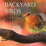 Backyard Birds Calendar 2017