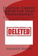 Deleted- Credit Repair for Sales Professionals