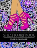 Stiletto Art Book