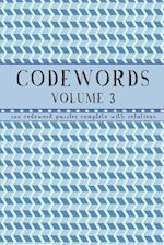 Codewords Volume 3