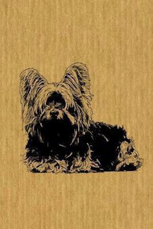 Skye Terrier af Artified Pets