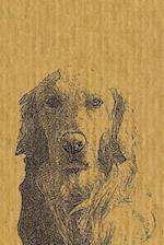 Golden Retriever af Artified Pets