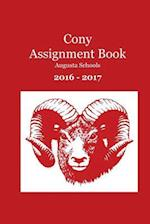 Cony RAM Assignment Book