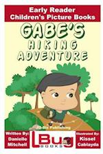 Gabe's Hiking Adventure - Early Reader - Children's Picture Books
