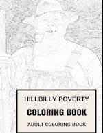 Hillbilly Poverty Coloring Book