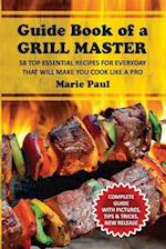 Guide Book of a Grill Master af Marie Paul