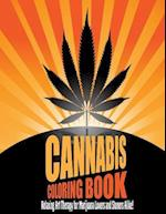 Cannabis Coloring Book