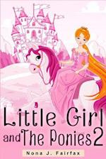 Little Girl and the Ponies Book 2
