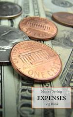 Money Saving Expenses Log Book
