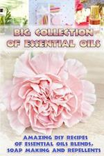 Big Collection of Essential Oils