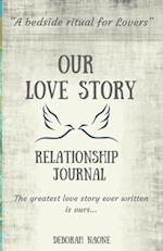 Our Love Story Relationship Journal