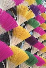 The Drying Incense Sticks Journal