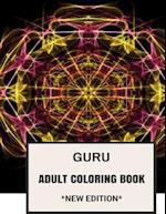 Guru Adult Coloring Book