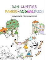 Das Lustige Pankie-Ausmalbuch