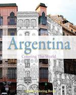 Argentina Coloring the World