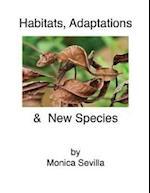 Habitats, Adaptations & New Species