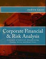 Corporate Financial & Risk Analysis