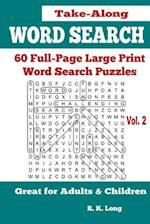 Word Search Take-Along, Volume 2