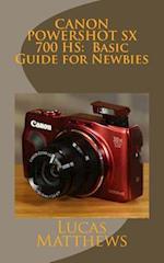 Canon Powershot SX 700 HS