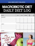 Macrobiotic Diet Daily Diet Log