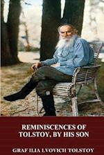 Reminiscences of Tolstoy, by His Son
