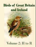 Birds of Great Britain and Ireland
