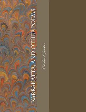 Bog, paperback Karrakatta, and Other Poems af Richard Jordan