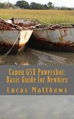 Canon G5x Powershot