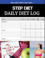 Step Diet Daily Diet Log